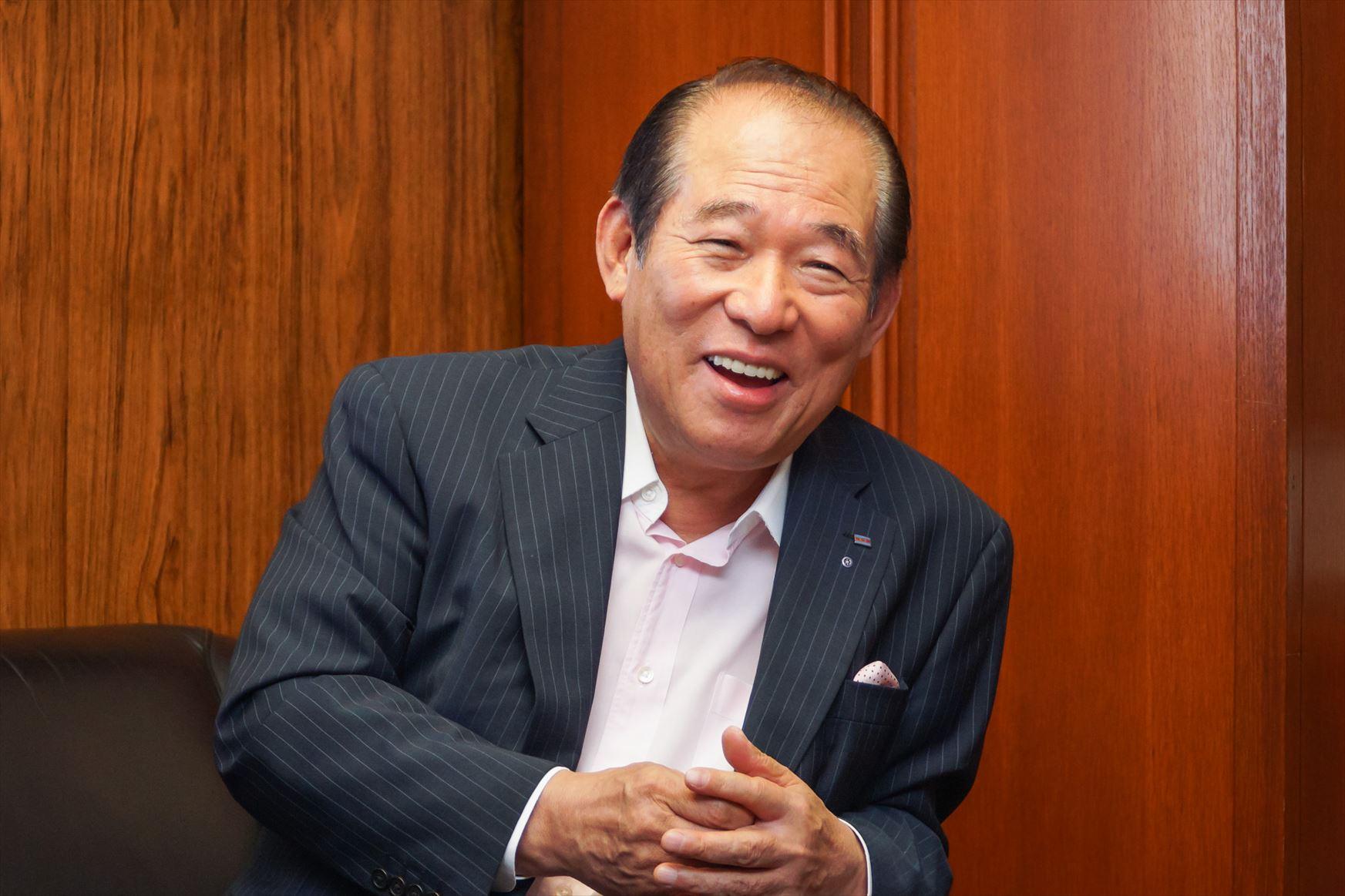 日本ソフト開発 藤田社長