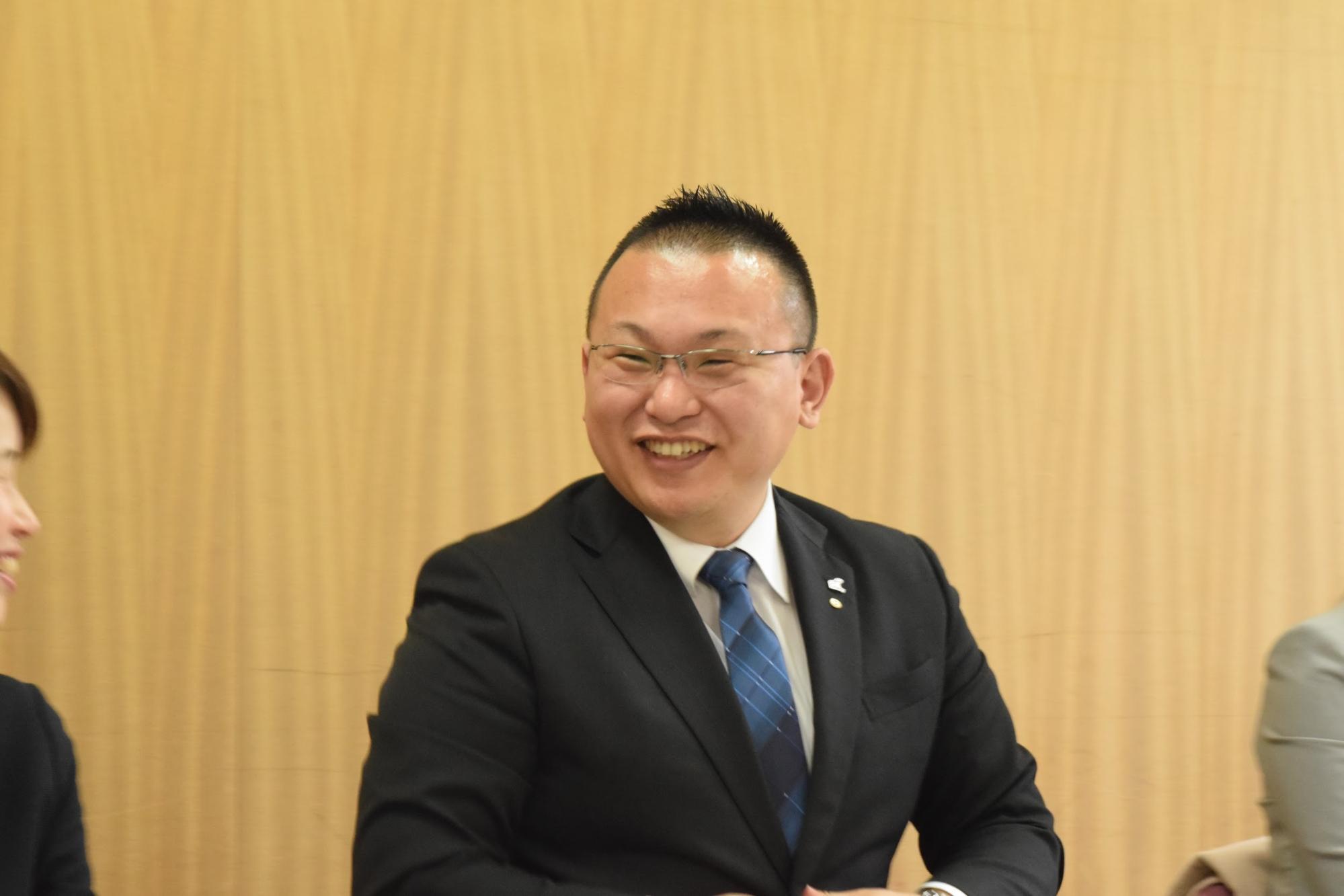 滋賀県未来ワーキング会議の様子